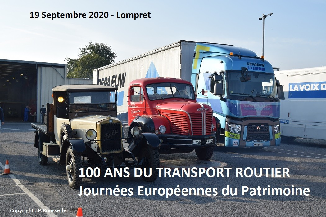 100ans transport routier