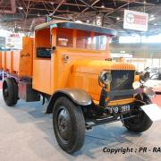 1919 - Berliet CBA9 benne à chaines
