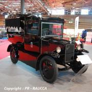 1924 - Berliet VTB corbillard électrique