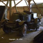 1925 - Renault LA Balayeuse Le Touquet