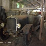 1927 - Saurer 2BG car alpin