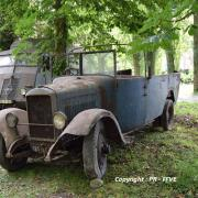 1930 - Unic M90 Car alpin