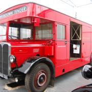1933 - AEC Breakdown Tender (dépannage)