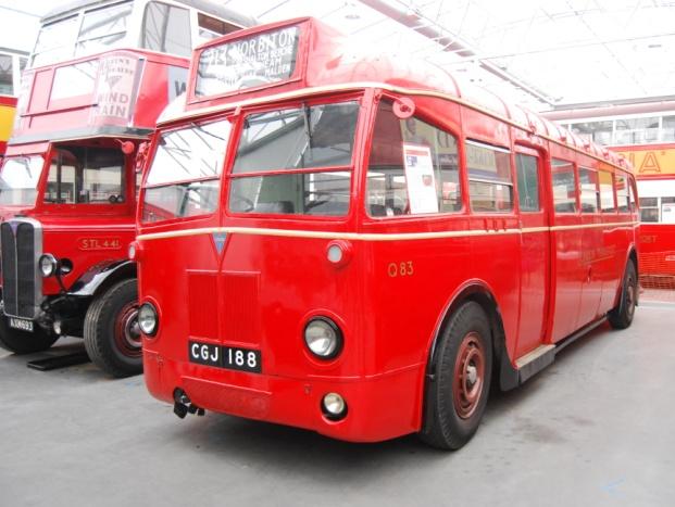1935 - AEC type O