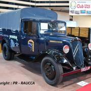 1937 - Citroen 23camion baché