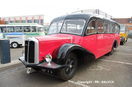 1937 - SAURER 2CR1D par Besset