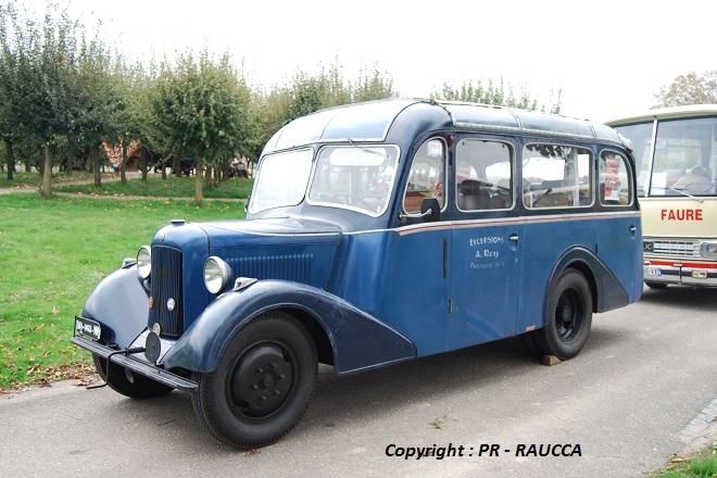 1937 - Unic L20 Faurax et Chaussande