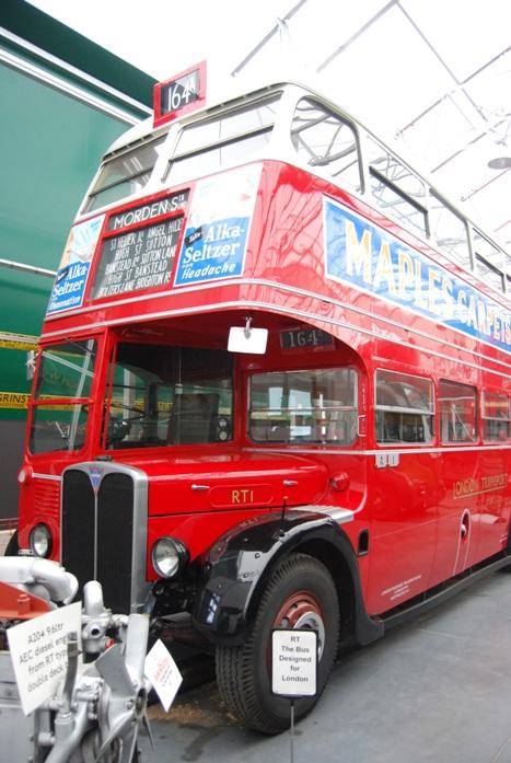 1939 - AEC Regent III prototype