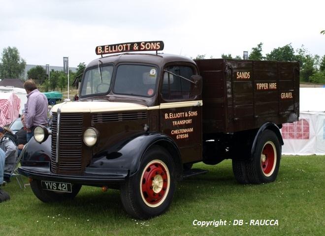 1941 - BEDFORD OB