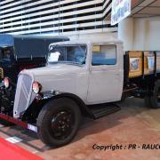 1949 - Citroen 23RU ridelles