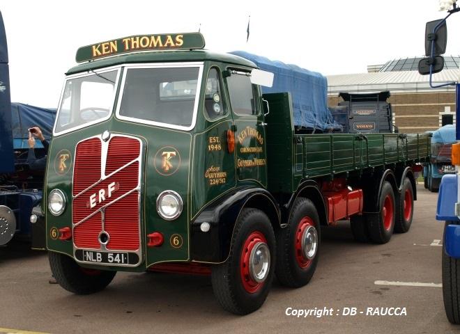1954 - ERF