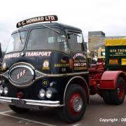 1955 - ERF tracteur