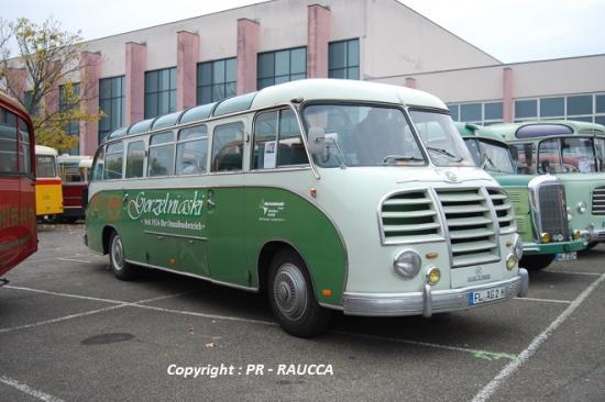 1957 - Setra S8