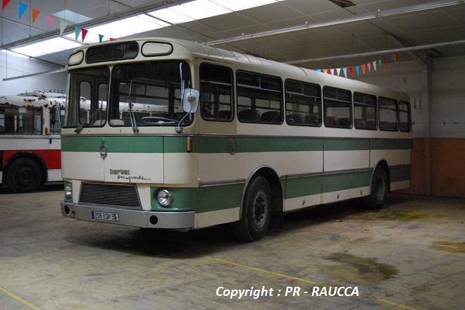 1964 - Berliet PHC 8 Escapade