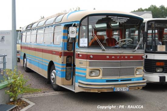 1970 - Saviem S53M excursion