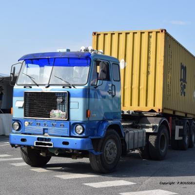 1975 volvo f88 porte container
