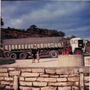256 D19, dernier Magirus acheté en 1978.