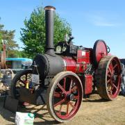 Allchin 1931: routière à vapeur