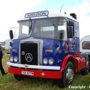 Atkinson 6roues tracteur