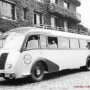 Autocar transports Riou a Plouguerneau