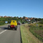Entre villages et vignes alsaciennes