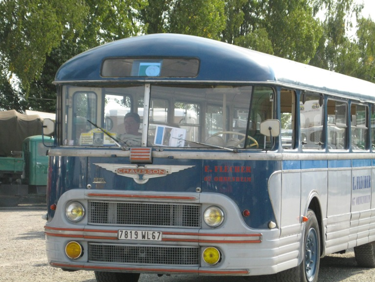Bus Chausson