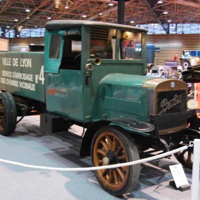 Salon Epoqu'Auto Lyon 2012