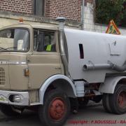Berliet GAK60V balayeuse 1971