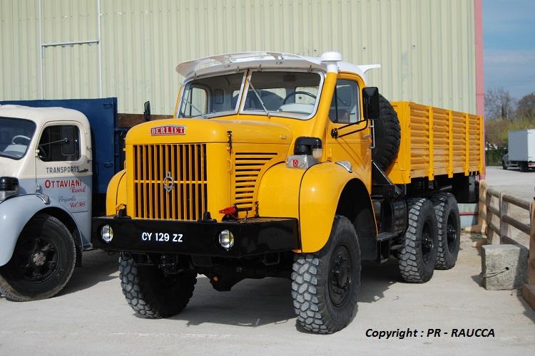 Berliet GBC MK 6x6