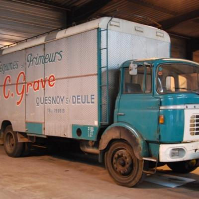 Berliet GBK 75 Extra Long 1969 - carrosserie Theret