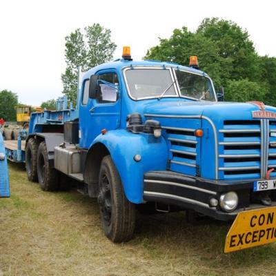 Berliet GBO 15M 1966
