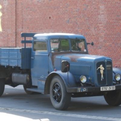Berliet GDC6C 1948