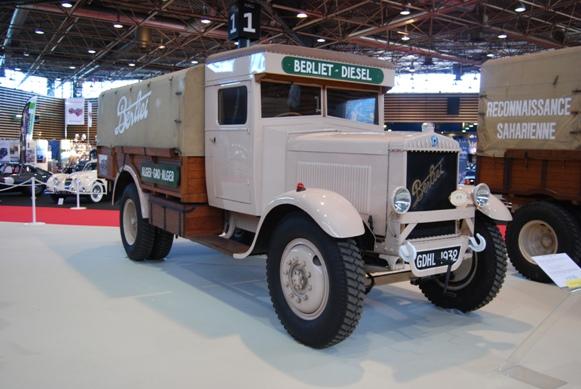Berliet GDHM Diesel 1932 Alger Gao Alger