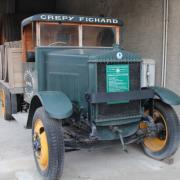 Berliet GDHM et sa pompe á GO de 1926