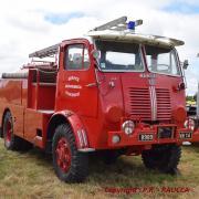 Berliet GLB 4x4 pompiers