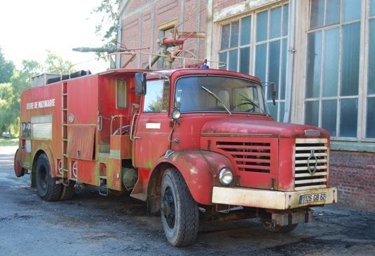 Berliet GLC Pompiers de Mazimgarbe