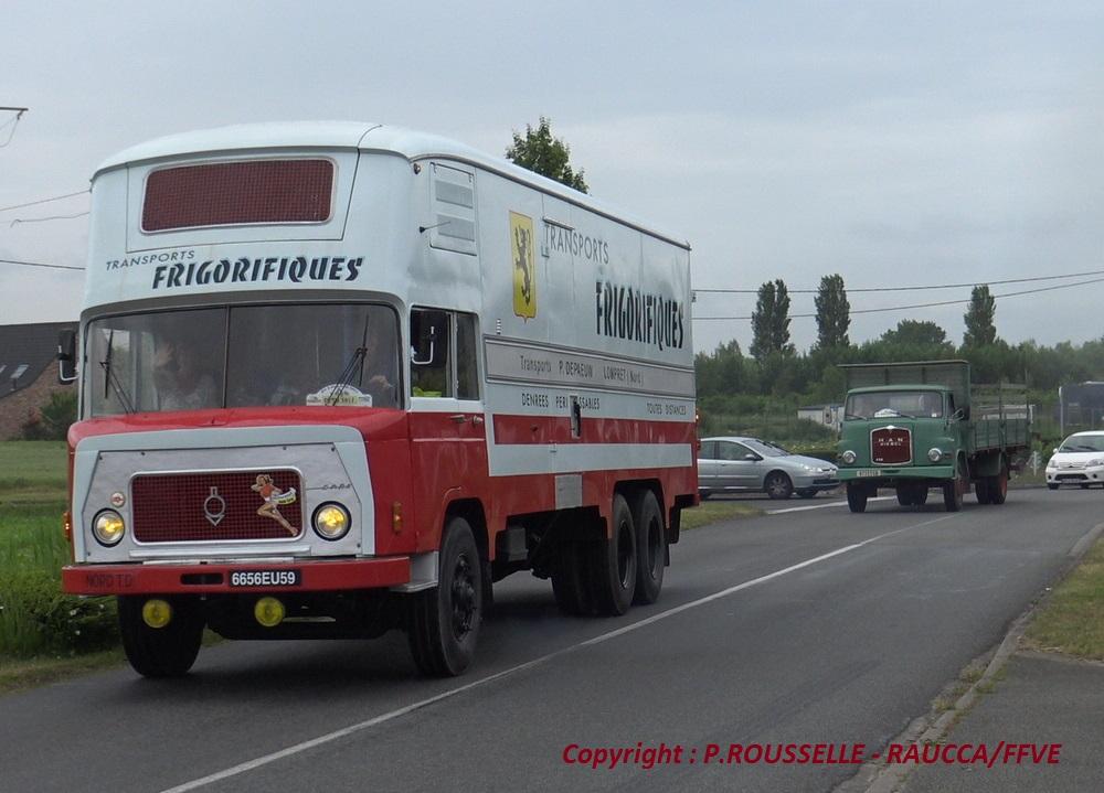 Berliet GPRK10 Fourgon intégral 1960