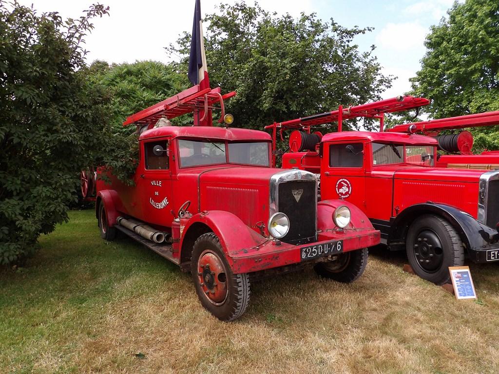 Berliet Pompier