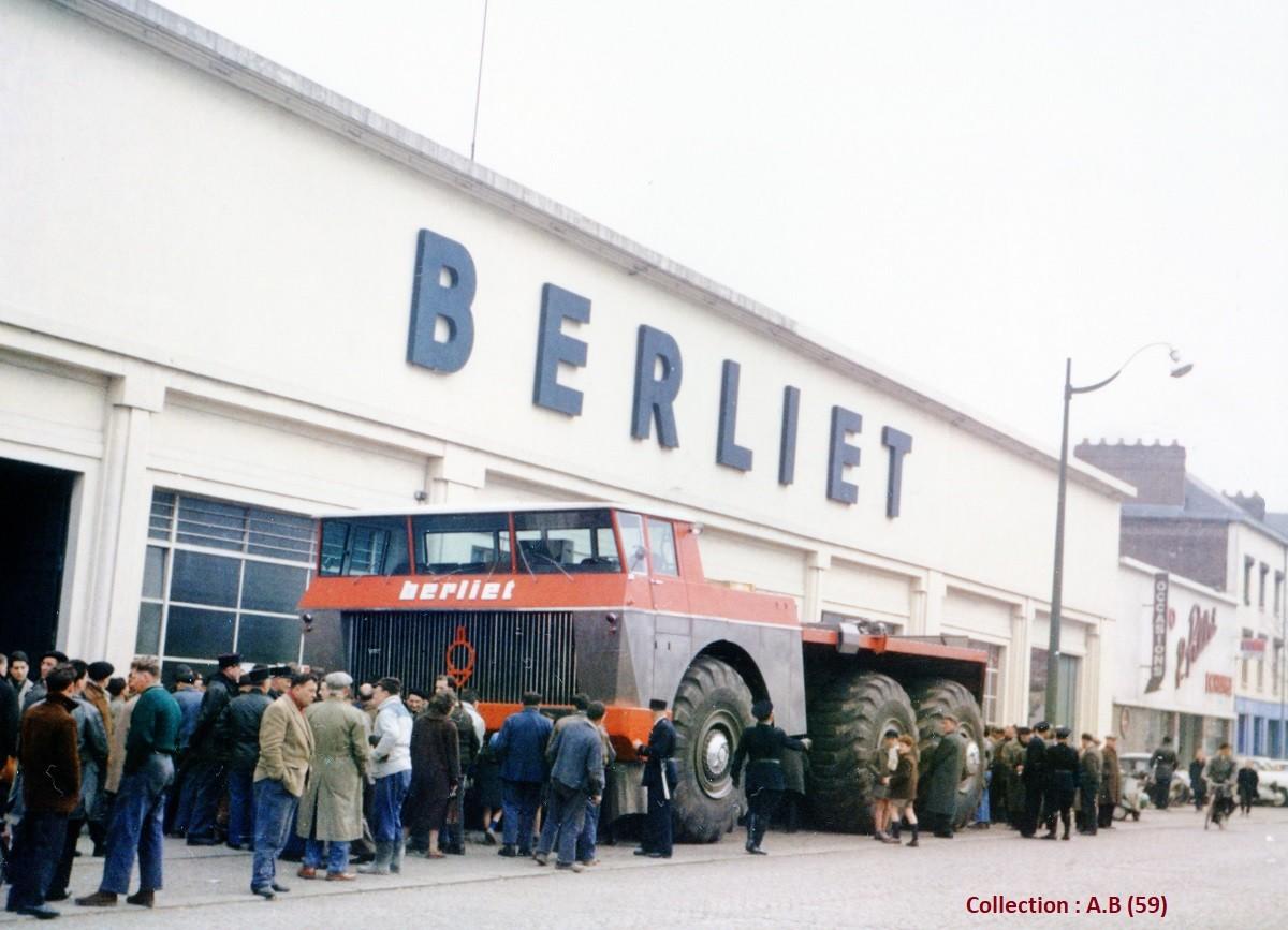 Berliet T100 Tulsa