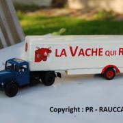 Berliet TDR7W La Vache Qui Rit 1949