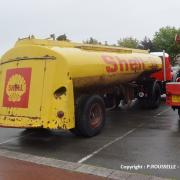 Berliet TLM & citerne essence Shell