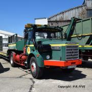 Berliet TLR280 convoi exceptionnel