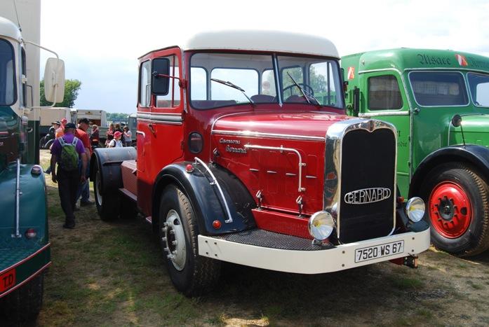 Bernard tracteur