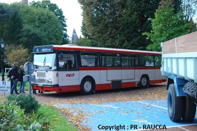 Bus CBM - Amitram