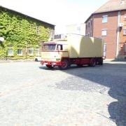 Bussing BS 16 320 Frigo