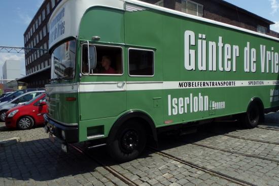 Bussing Mobelwagen