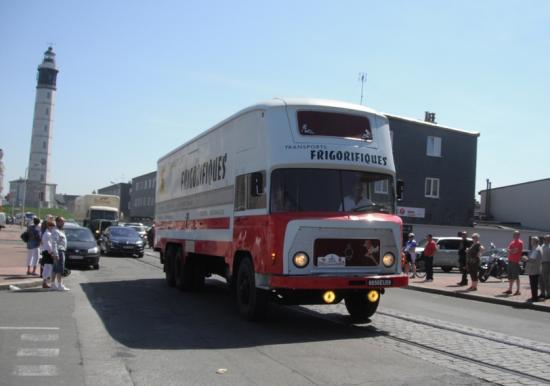 Arrivée à Calais pour le GPRK