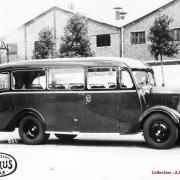 Car Panhard carrossé par Currus