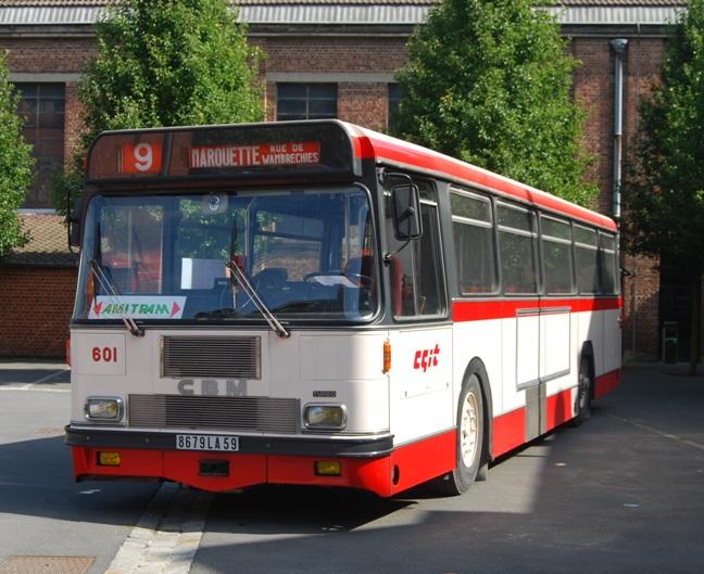 CBM bus lillois