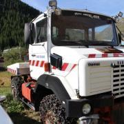 Chasse neige Thomas pour passages étroits (éléments Renault VI)